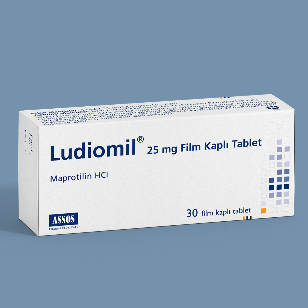 ludiomil25mg
