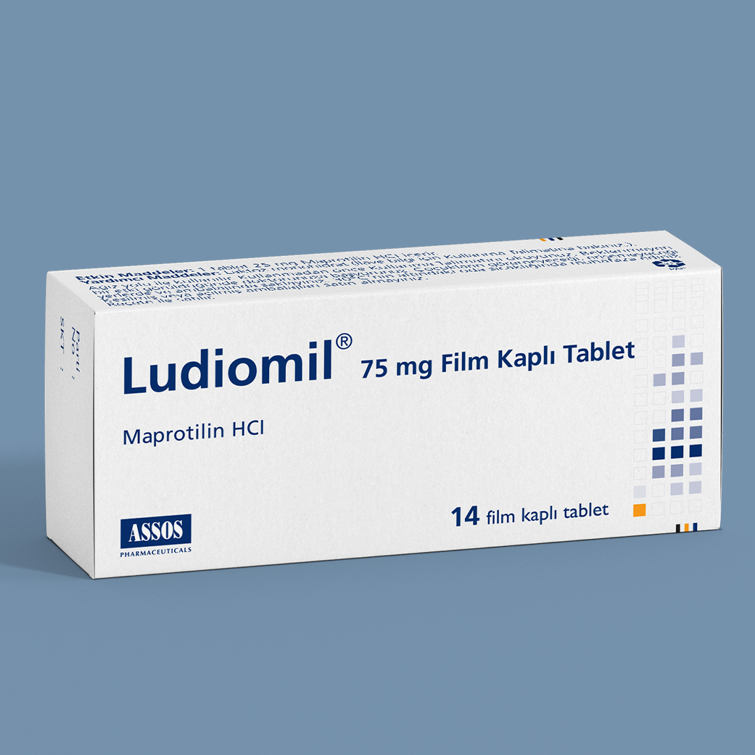 ludiomil75mg